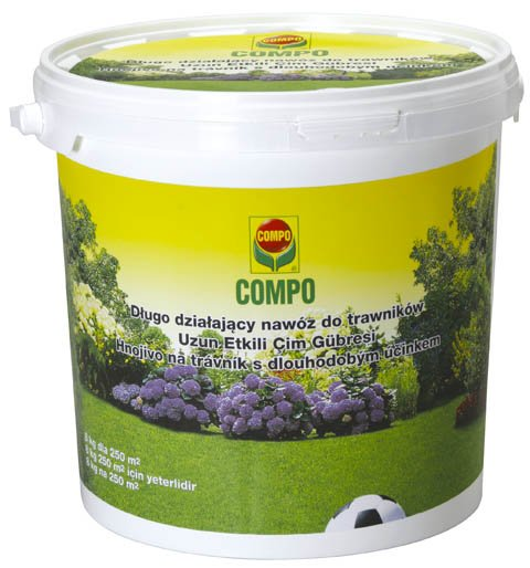 FERTILIZATOR GAZON COMPO 8 KG