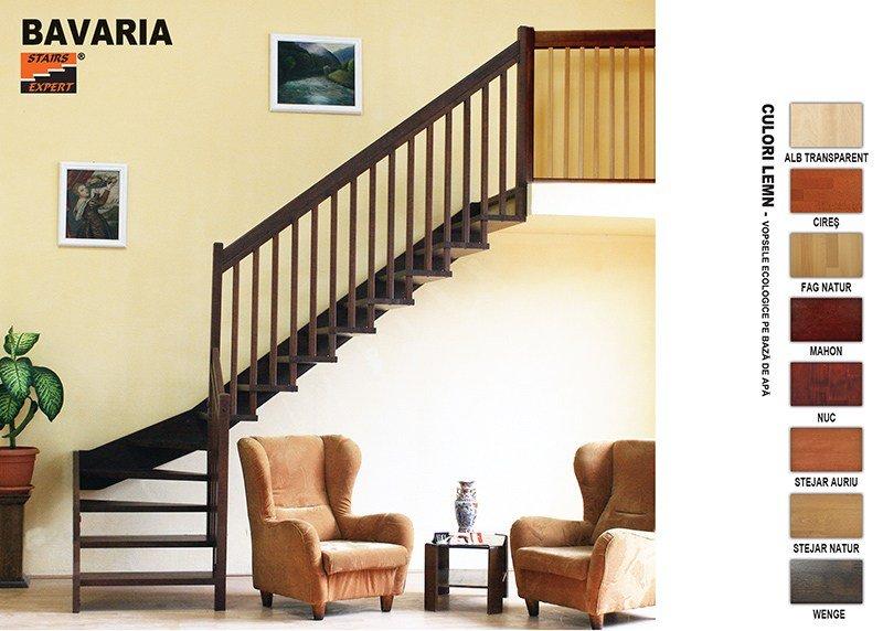 SCARI INTERIOARE BAVARIA, STAIRS-EXPERT