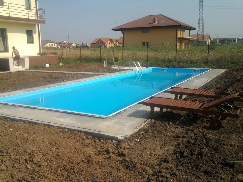 Acoperire piscina klasic piscina si sauna accesorii piscina for Accesorii piscine