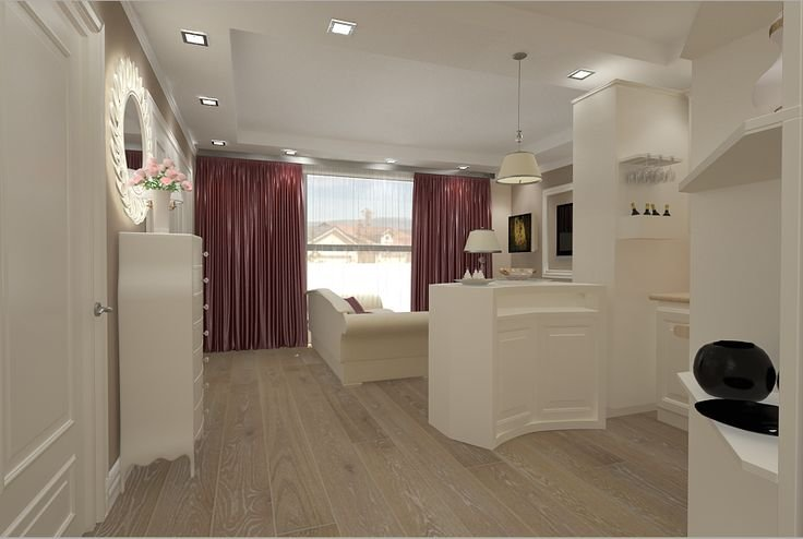 DESIGN INTERIOR APARTAMENT NEW CLASIC CONSTANTA
