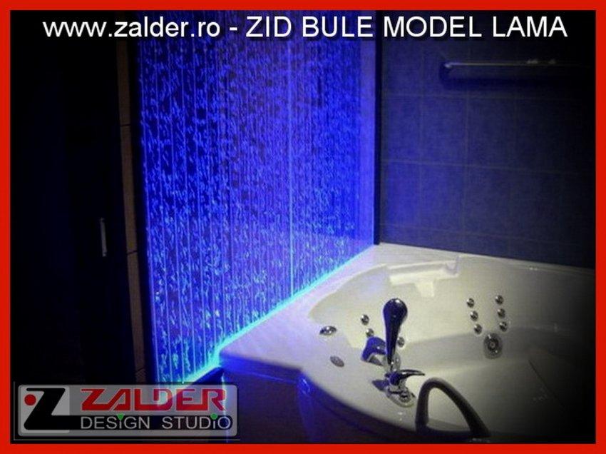 ZID BULE AER LUMINATE MODEL LAMA  200X120 RGB