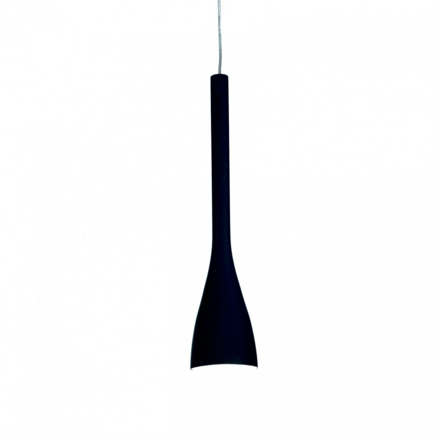LAMPA TAVAN NEAGRA IDEAL LUX - FLUT SP1 MICA