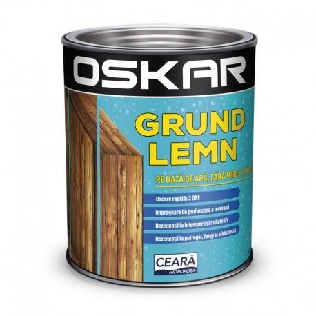 GRUND LEMN PE BAZA DE APA OSKAR 0.75L - GRUND LEMN