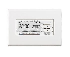 CRONOTERMOSTAT ELECTRONIC, SAPTAMANAL, DIGITAL, ALB - TH/400 BB