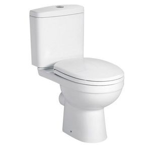 VAS WC TORINO CU CAPAC SOFT-CLOSE SI REZERVOR INCLUSE