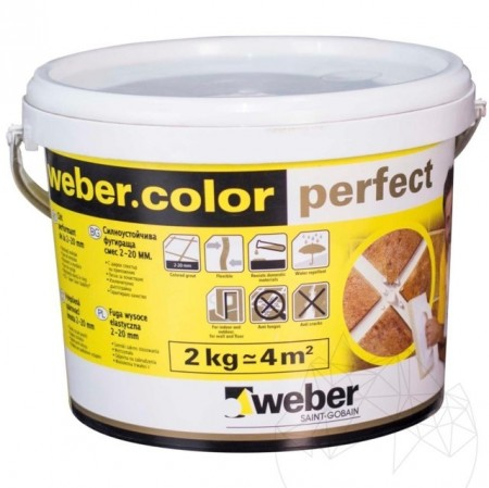 CHIT ROSTURI WEBER COLOR PERFECT MINT 2KG WEBER COLOR PERFECT MINT 2KG