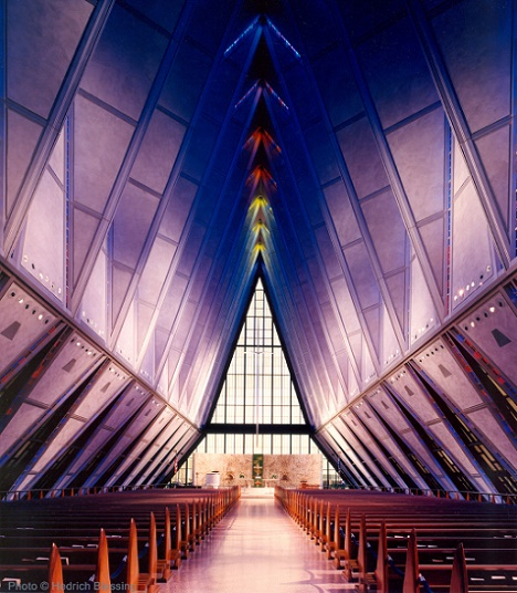 United States Air Force Cadet Academy Chapel