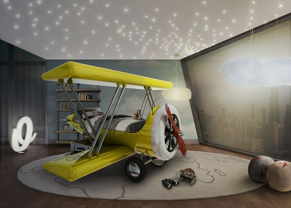 Mobilier copii Magical Furniture elicopter